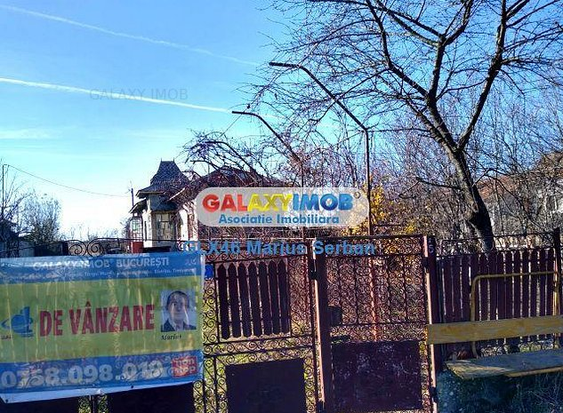 Vanzare casa Targoviste, exterior sud - imaginea 1