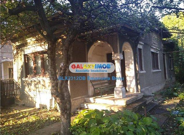 Casa si teren de vanzare in targoviste - imaginea 1