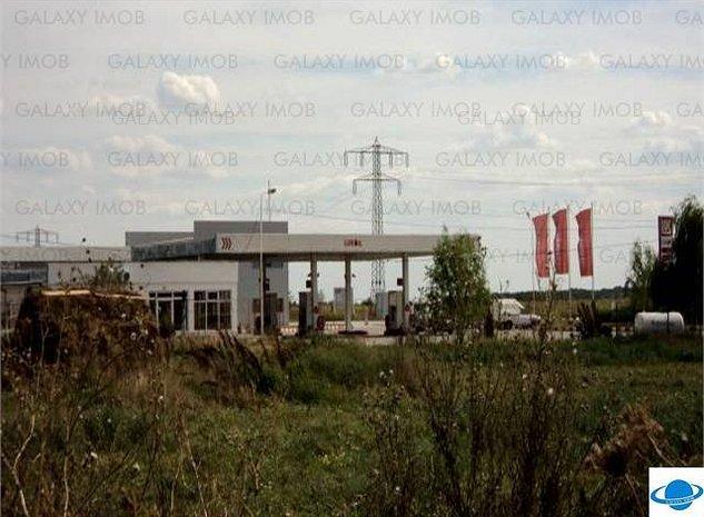 Vanzare teren industrial, Targoviste, exterior sud - imaginea 1