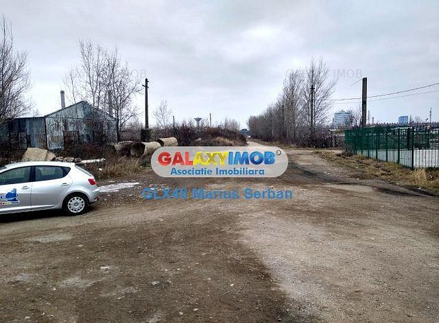 Vanzare teren industrial in Targoviste - imaginea 1