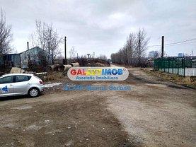 Teren constructii de vânzare, în Târgovişte, zona Industrială