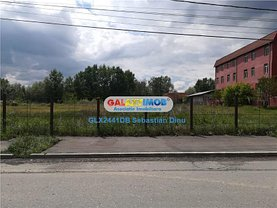Teren constructii de vânzare, în Târgovişte, zona Est