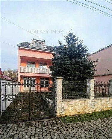 Inchiriez casa Str Mestecanisului,420mp ideala pt.Clinica,Birouri, etc - imaginea 1
