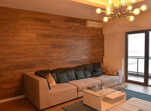 Apartament complet mobilat si utilat, decomandat, Doamna Ghica Plaza - imaginea 1