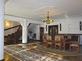 Casa de vânzare sau de închiriat 13 camere, în Bucureşti, zona Domenii