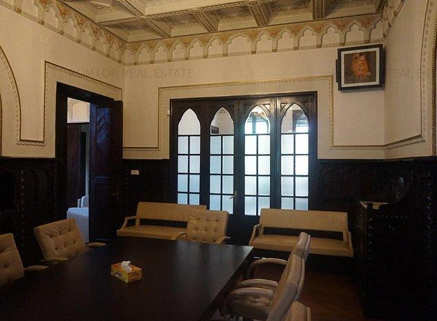 Spatiu birouri in vila, zona Piata Romana, Bd. Dacia, Piata Gemeni - imaginea 1