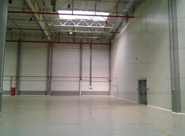 Militari - A1 hala depozitare, productie,depozit alimentar,farmaceutic - imaginea 1