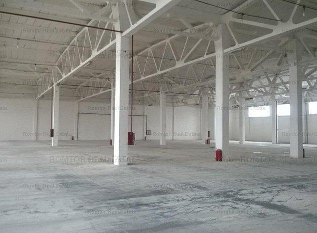 Spatiu industrial zona - BDUL TIMISOARA-VALEA CASCADELOR - imaginea 1