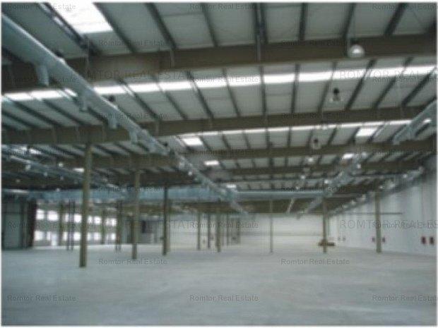 Spatiu industrial de vanzare - Zona Est - Pantelimon - imaginea 1