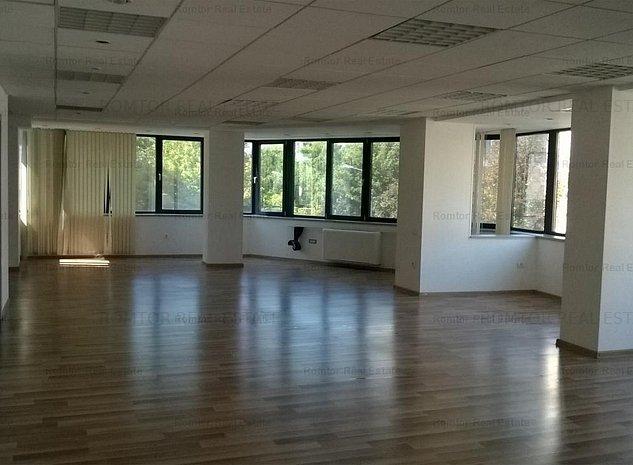 Herastrau, spatii birouri S+P+4Et+ terasa - imaginea 1