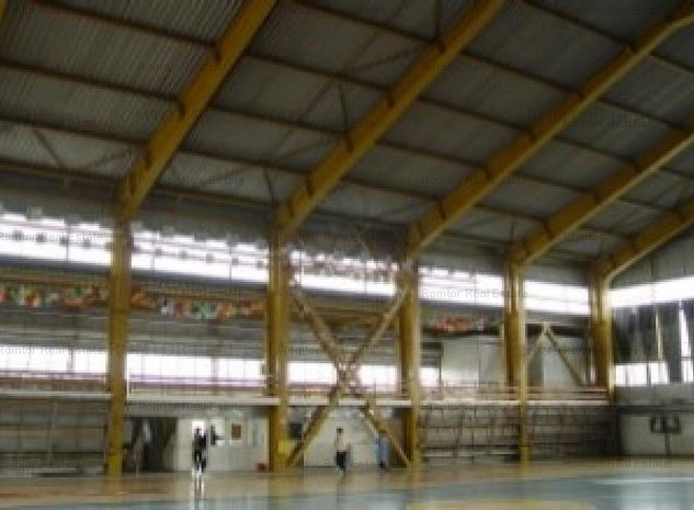 Zona Est - Pantelimon spatiu logistica,sala fitness,organizare evenimente - imaginea 1