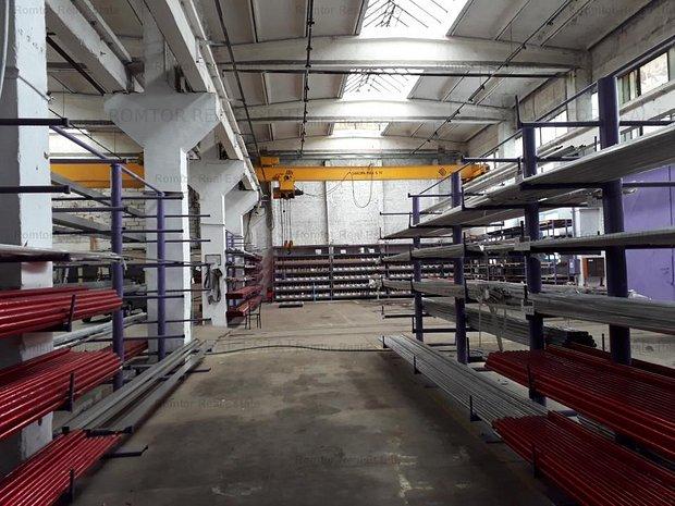 Spatiu industrial de inchiriat - Zona Pantelimon - FAUR - imaginea 1