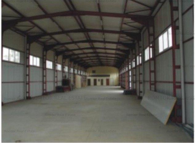 Spatiu industrial de vanzare - Zona Pantelimon - Selgros - imaginea 1