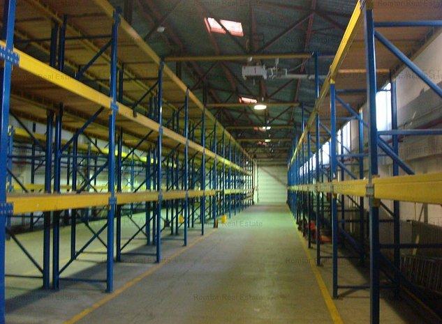 Spatiu industrial de vanzare - Zona Est Pantelimon - Tuborg - Soseaua Centura - imaginea 1