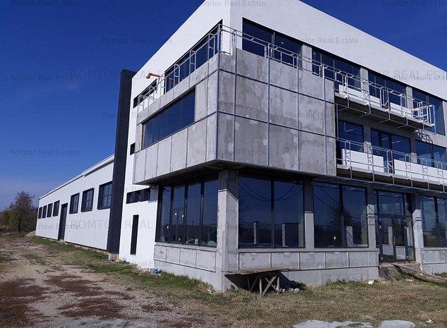 Spatiu industrial de vanzare - Magurele - imaginea 1