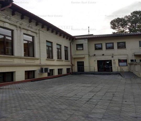 Spatiu comercial/de birouri zona P-ta Romana, Calea Mosilor, P-ta Gemeni - imaginea 1