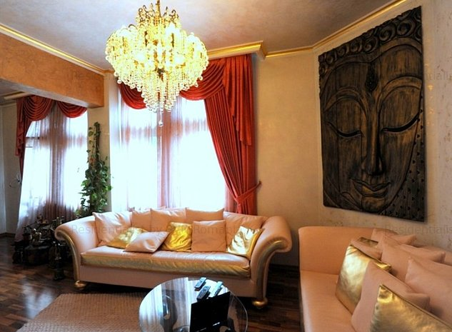 Apartament 5 camere in vila Parc Cismigi