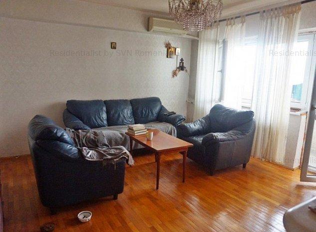 Apartament 4 camere langa parc: .
