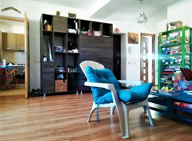 2 camere - Terasa 78 mp - Linda Residenc: .