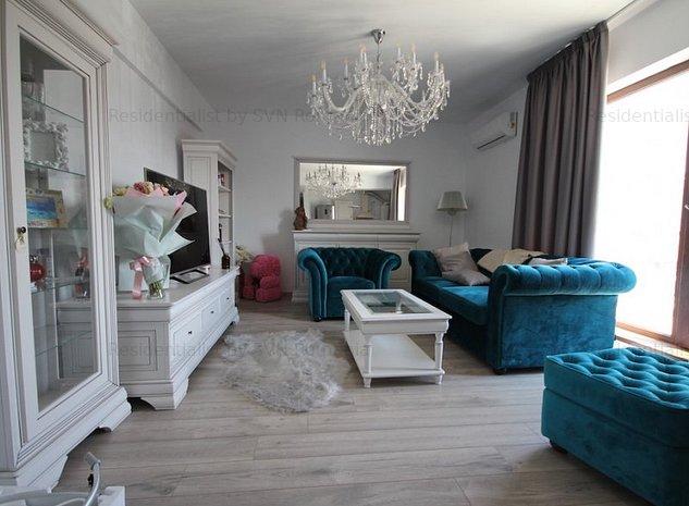 Apartament elegant Sisesti - bucatarie m: .