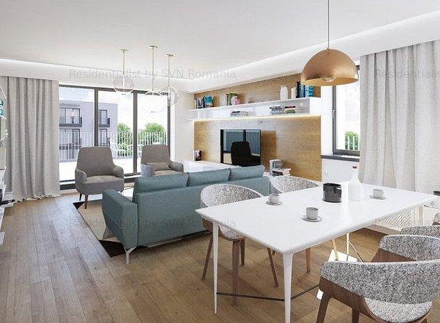 PROIECT NOU Apartament cu 4 camere Polon
