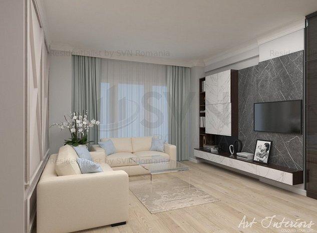 Apartament tip duplex Soseaua Nordului: -