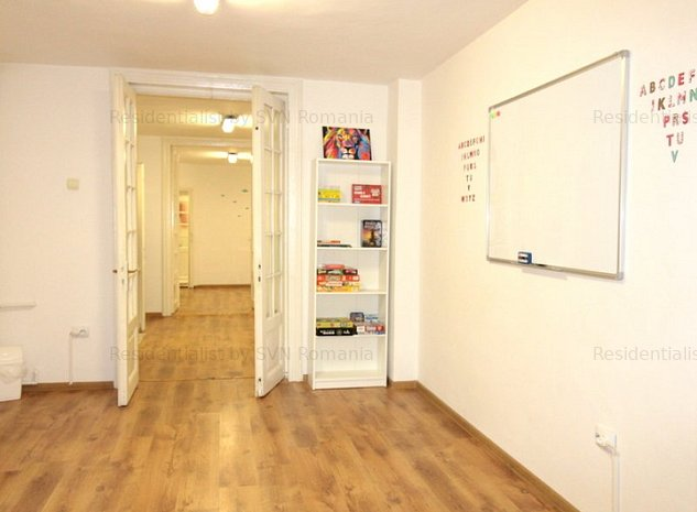 Inchiriere casa - pretabil office: d