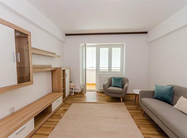 Apartament 2 camere, renovat, totul nou, parter, gradina, Central - imaginea 1
