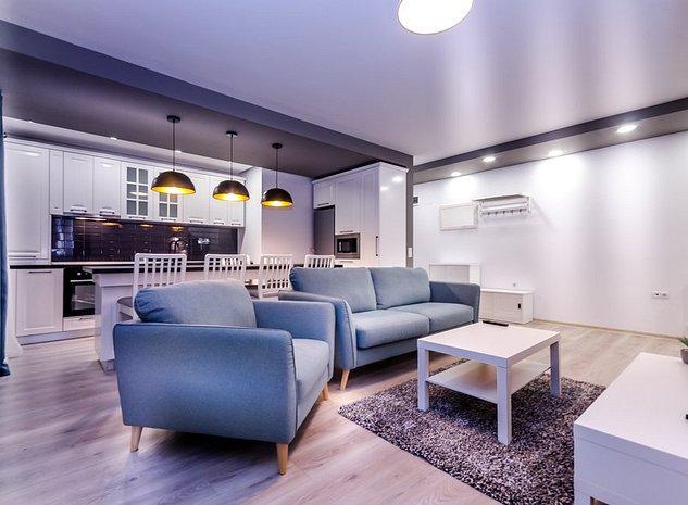 Apartament nou, 3 camere, nou, parcare, zona Lidl-Turnisor - imaginea 1