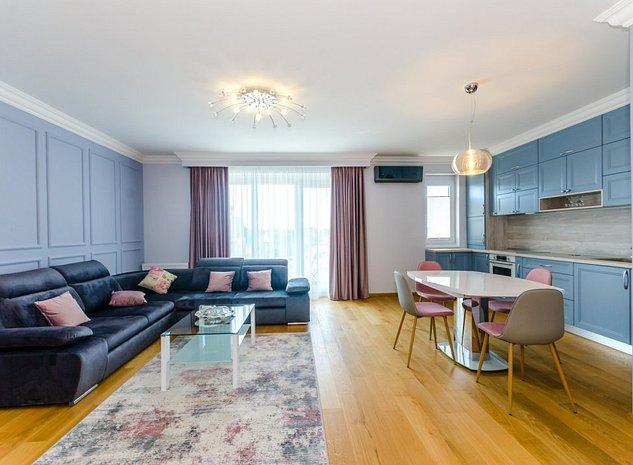 Apartament de lux in imobil nou, parcare subterana, Calea Dumbravii - imaginea 1