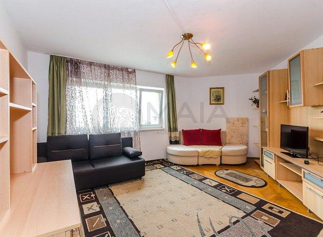 Apartament 2 camere decomandate, renovat, spatios, Valea Aurie - imaginea 1