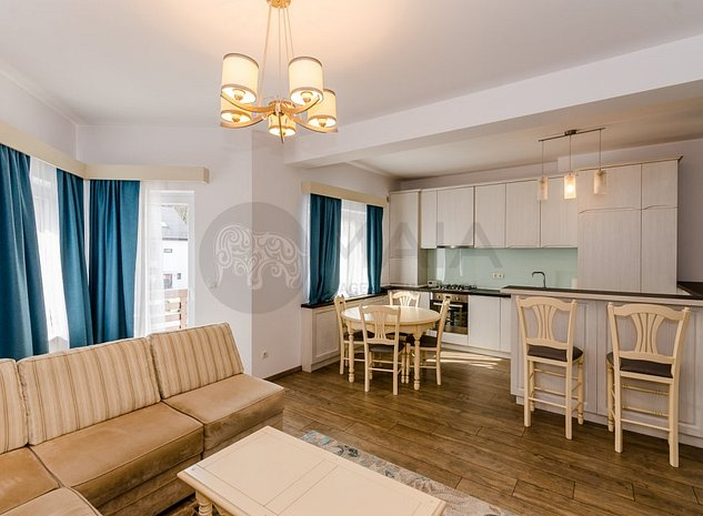 Apartament 3 camere, bloc nou, 70mp, parcare privata, Padurea Dumbrava - imaginea 1