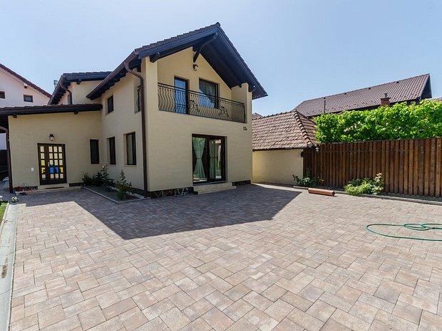 Casa 3 camere constructie noua, P+1, zona Calea Dumbravii - imaginea 1