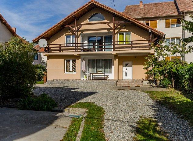 Casa 4 camere, 135mp, 535mp teren, P+1E, Sub Arini - imaginea 1