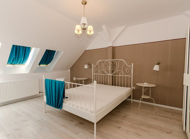 Casa noua, 3 camere, 2 bai, prima inchiriere, P.N.Brana - Selimbar  - imaginea 1