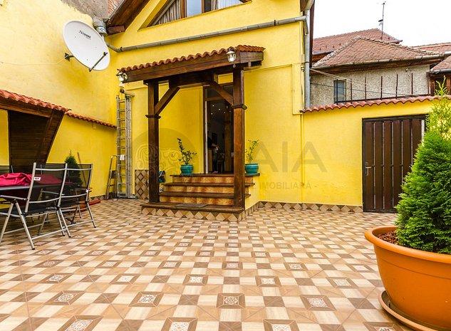 Casa singur in curte, 210mp utili, zona Ultracentrala - imaginea 1