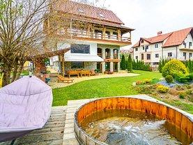 Casa de vânzare 6 camere, în Cisnădioara