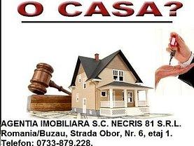 Casa de închiriat 12 camere, în Buzau, zona 23 August