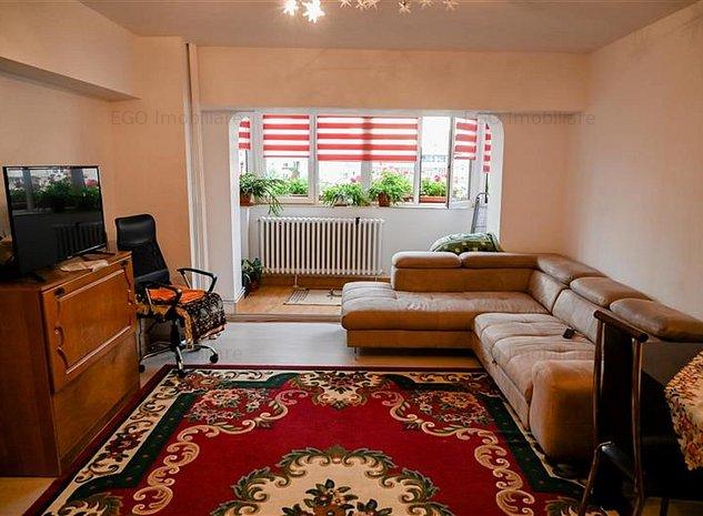 Vanzare apartament 3 Camere Langa OMV In Marasti - imaginea 1