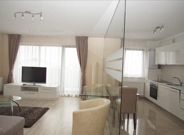 Vanzare apartament 2 camere+garaj, strada Observator In Zorilor - imaginea 1