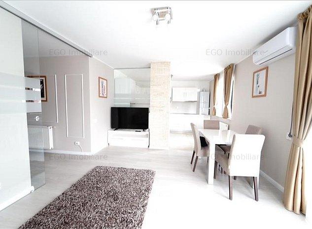 Apartament 3 camere, terasa 62mp, 2 garaje, in zona Observator - imaginea 1