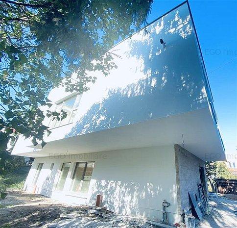 Apartament 3 camere finisat in vila   Gradina 120 mp   zona Cluj Arena - imaginea 1