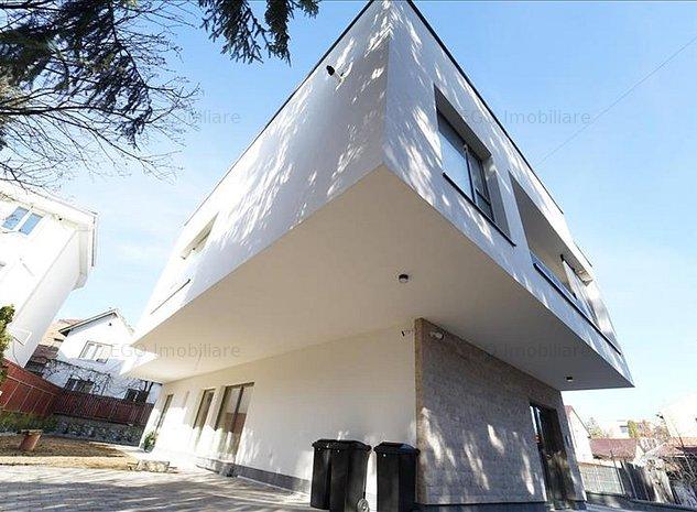 Apartament duplex 6 camere | in vila | terasa 83 mp | 1 decembrie - imaginea 1