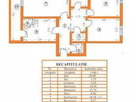 Apartament de vânzare 3 camere în Slatina, Orasul de Jos