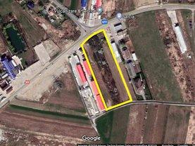 Teren constructii de vânzare, în Slatina, zona Vest