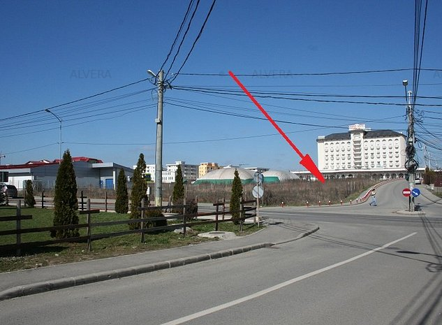 Parcela de colt langa LIDL Buna Ziua, CUT = 1,4 - imaginea 1