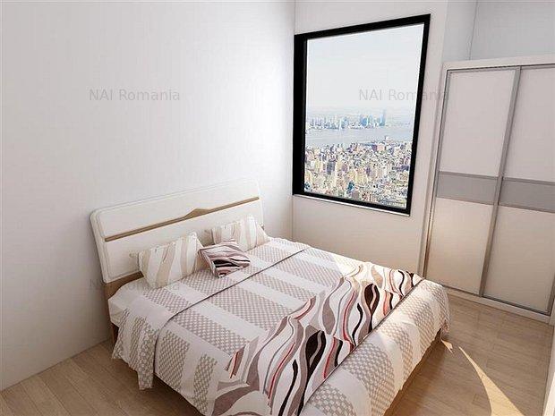 Apartament 2 camere Rond OMV, Pipera - imaginea 1
