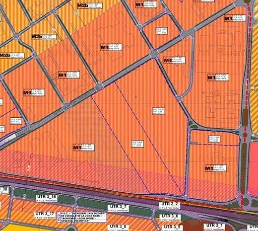 Vanzare teren cu utilizare mixta, Pipera, CUT 3 - imaginea 1