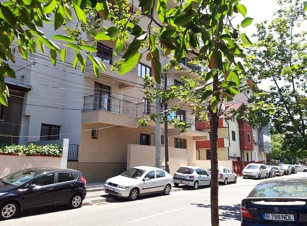 Apartament 3 camere cu terasa, imobil nou zona Lacul Tei - imaginea 1