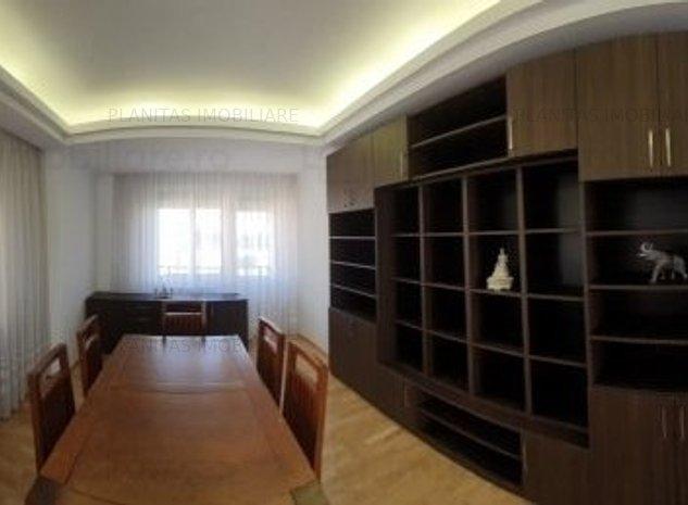 Vanzare/inchiriere apartament 5 camere, Dorobanti-Beller, mobilat si utilat - imaginea 1